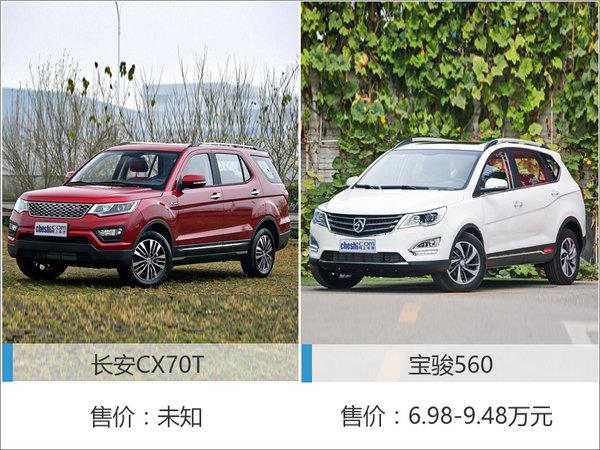 长安CX70T将于今日上市 首搭1.5T发动机-图9