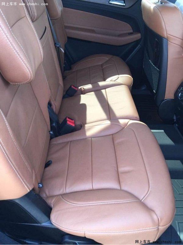 17款奔驰GLS450 550到店天津报价多少钱-图11