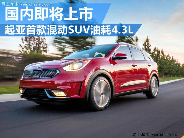 起亚首款混动SUV10月国内上市 油耗4.3L-图1