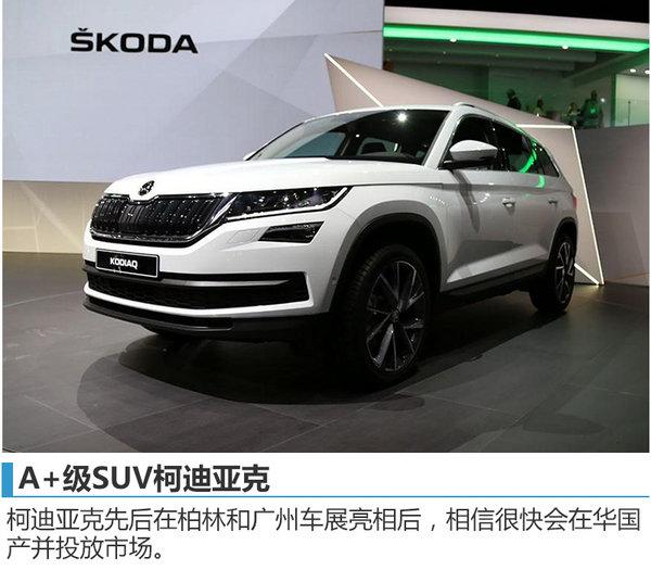 斯柯达三年将在华推10款新车 含多款SUV-图3