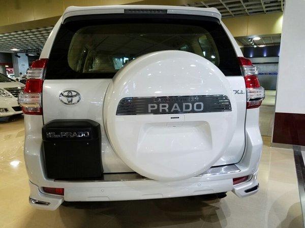 丰田霸道2700原厂高配 中东版六速42万售-图4