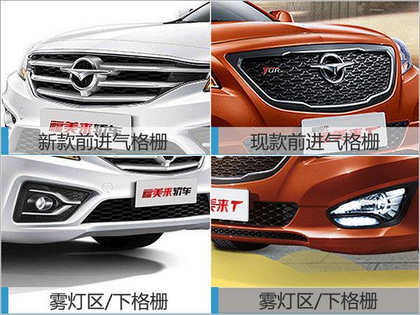 海马2款新车9月26日上市 预计7万起售-图3