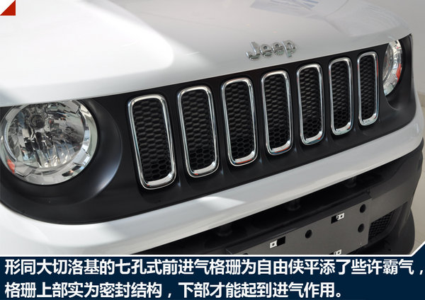 超驾趣SUV 实拍Jeep自由侠手动动能版-图3