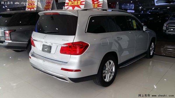 16款奔驰GL450天津港96万 都市SUV特惠季-图4