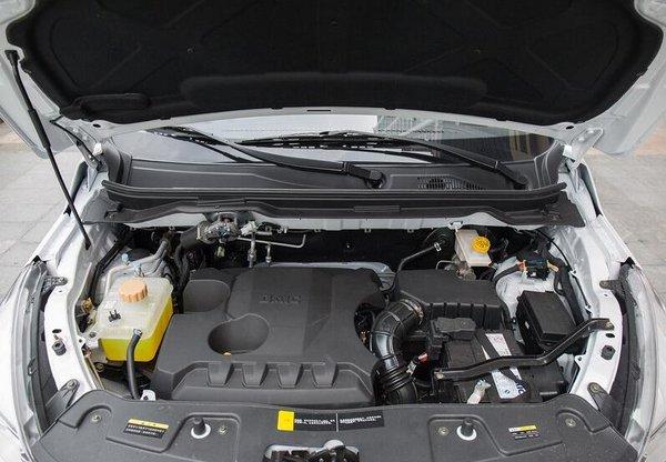北汽幻速H3F价格稳定 竞争景逸S500-图3
