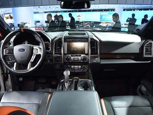 2017款福特F150现车 多功能皮卡特价改装-图7