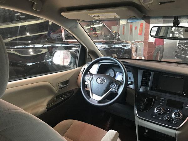 17款丰田塞纳顶配现车 舒适商务价格低-图7