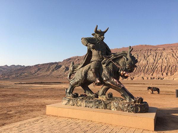 雪沙同路,勇者同行 英菲尼迪新疆之旅-图12