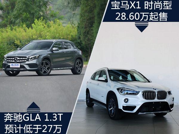奔驰新GLA将更换1.3T发动机 售价大幅降低-图1