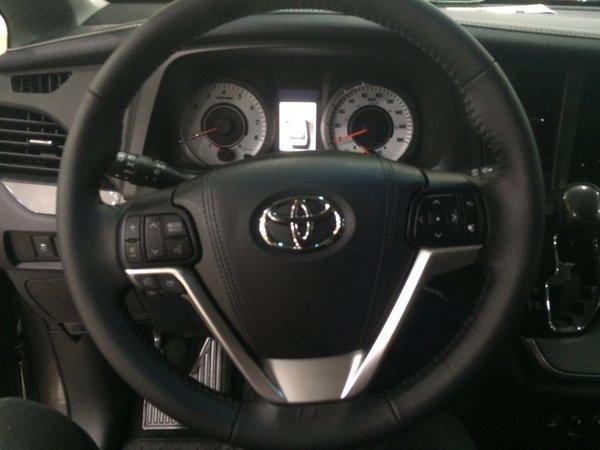17款丰田塞纳加版真皮座椅 MPV精选逆惠-图6