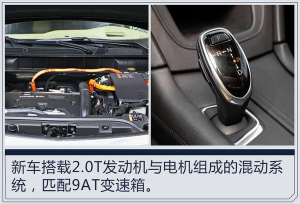 凯迪拉克小型SUV将国产 搭载2.0T混动系统-图1