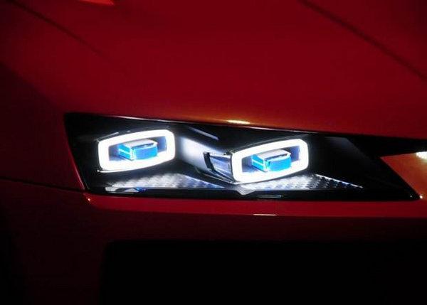"""""""灯""""峰造极,看汽车大灯技术的演进-图19"""
