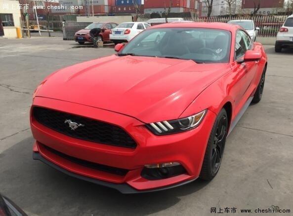 福特野马汽车价格 进口野马蝰蛇现车高清图片