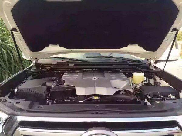 丰田酷路泽4600 高傲不屈17款陆巡V8破底-图7