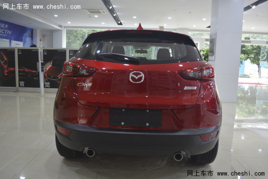 动感马自达CX-3车型国内上市-深圳实拍-图14