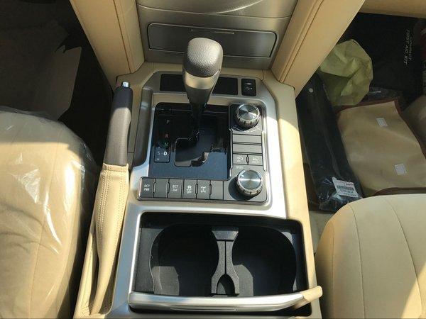 丰田酷路泽4000全时四驱 外挂顶配带绞盘-图8