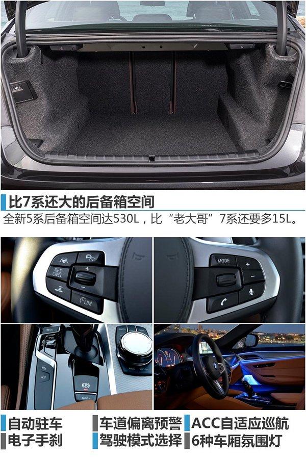 全新5系2月11日上市 中国市场推长轴版-图6