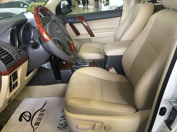 天窗版丰田霸道2700 六速普拉多畅销行情-图4