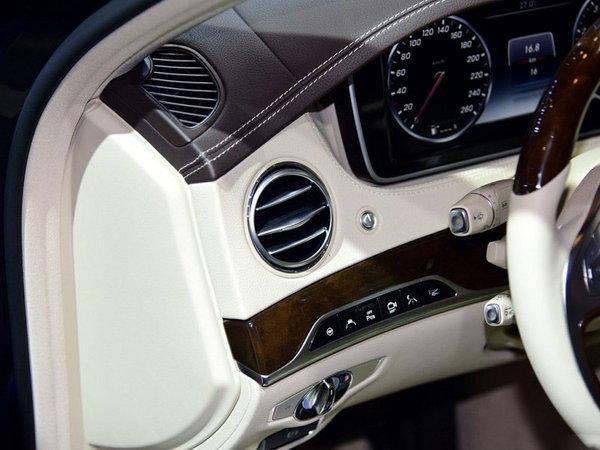 奔驰迈巴赫S500现车 特降豪车全国保上牌-图5