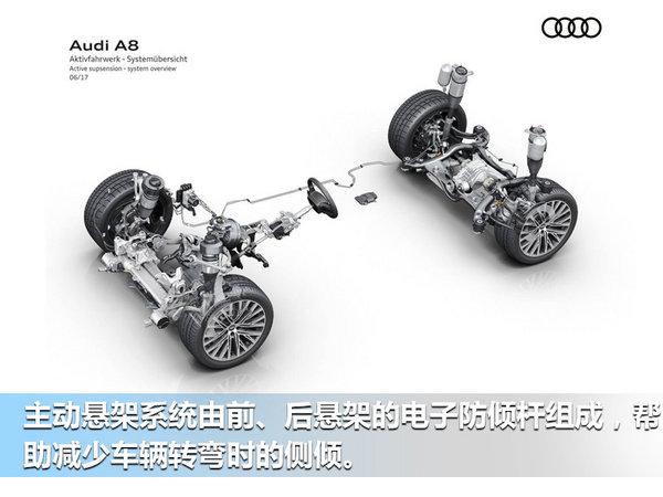 奥迪正式发布新一代A8 明年将引入加长车型-图10