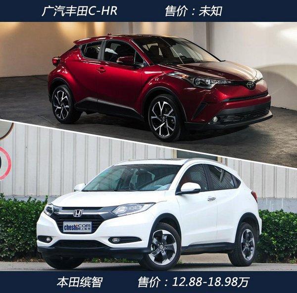 广汽丰田全新小型SUV下月投产 竞争本田缤智-图5