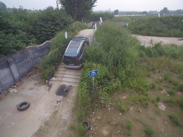 """""""动•感X008 SUV体验营""""引爆济南-图9"""