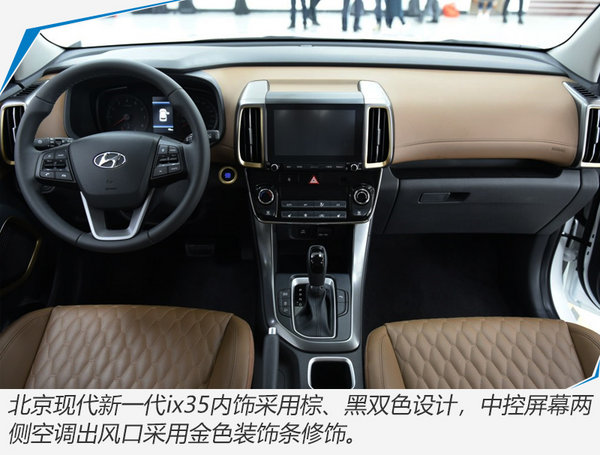 北京现代新ix35正式上市 售价XX-XX万元-图1