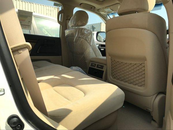 丰田酷路泽4000全时四驱 外挂顶配带绞盘-图10