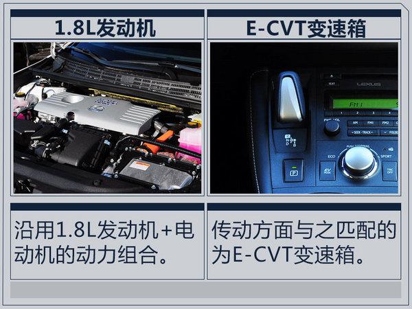 雷克萨斯新CT200h将于8月24日上市售价下降-图6