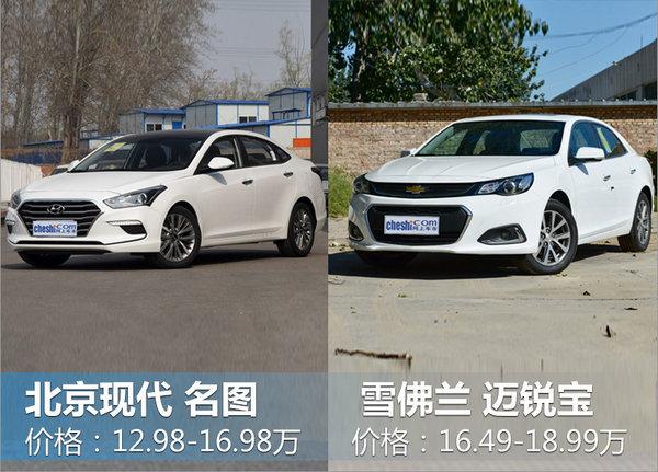 北京现代新名图今日上市 12.98万元起售-图7