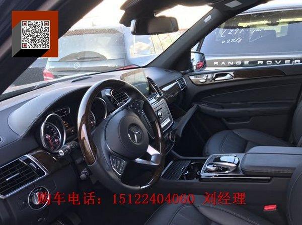 2017款奔驰GLS450 底价再现津门惠战到底-图9