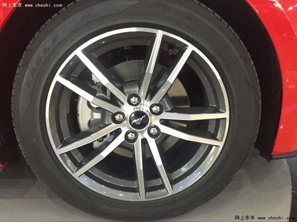 2016款福特野马双福18轮 重口味低价驰骋高清图片