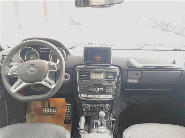 2017款奔驰G500价格公布 G级越野新体验-图4