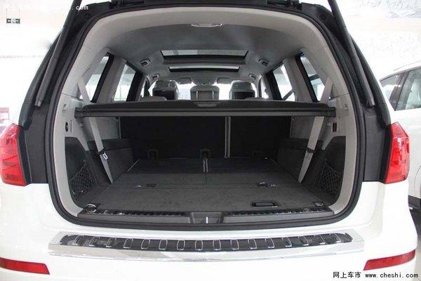 奔驰GL350霸气越野 增压SUV七座配置解析-图11