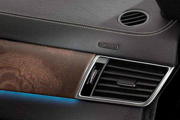 奔驰GLS450 2017款全国最新报价配置-图7
