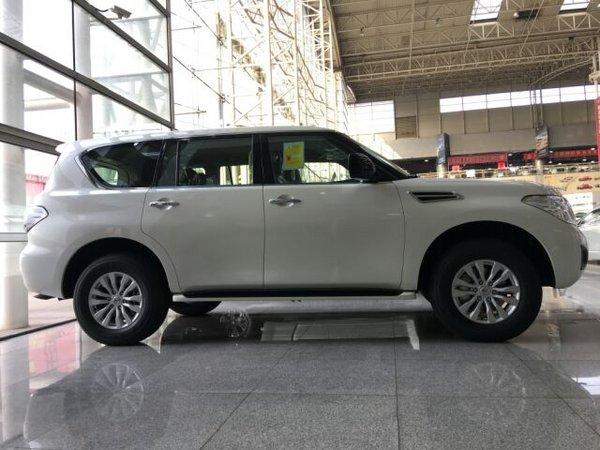 2017款日产尼桑途乐4.0L 超值特购价抢购-图7