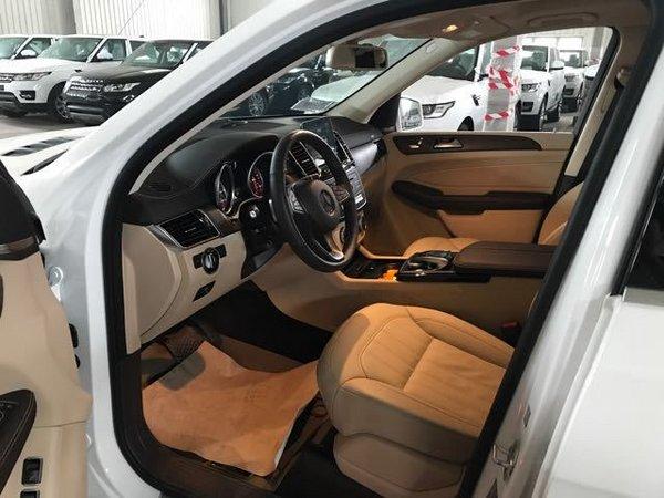新款奔驰GLS450/63平行进口车现在多少钱-图19