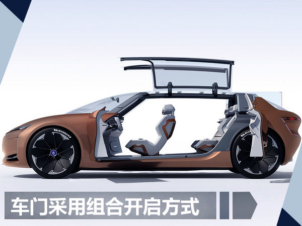 雷诺全新电动概念车正式发布 全玻璃驾驶舱-图7