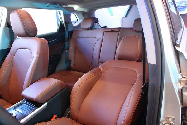 宽体SUV是刚需 华晨中华V6细分市场称王-图17