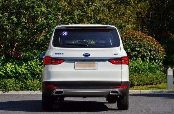 开瑞新款K60或今年上市 新增1.3L车型-图2