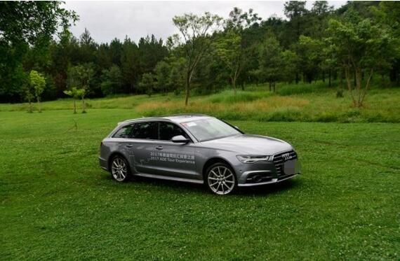 奥迪A6 Avant上市 售价45.98-49.98万元-图1