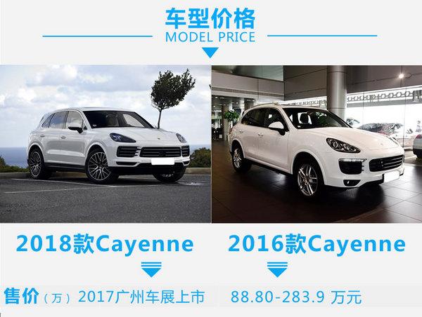 蜕变中延续经典设计 保时捷Cayenne新老对比-图2