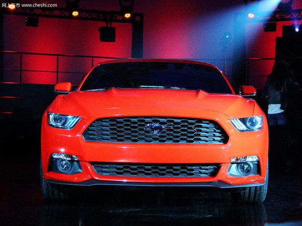 17款福特野马价格 自动挡标配2.3T平价车高清图片