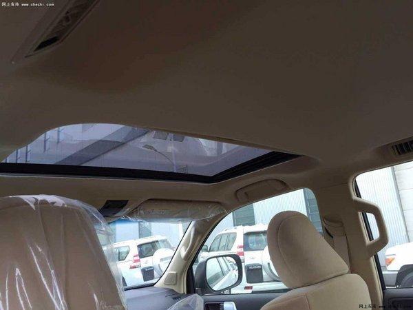 2016款丰田霸道2700 最低报价36.5万-图11