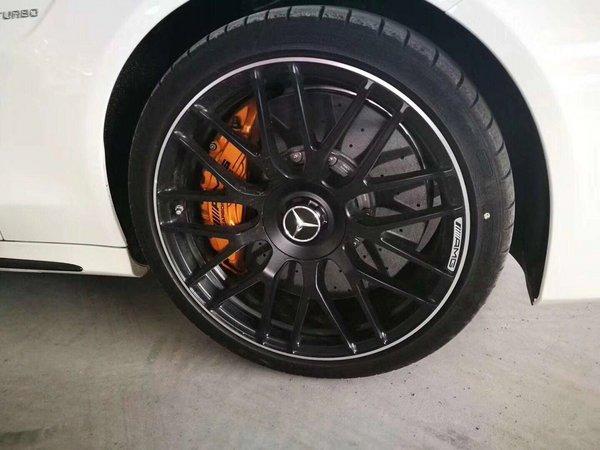 最新款奔驰C63S售全国 造型张扬气派十足-图4