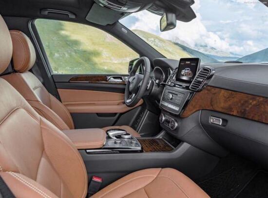 17款奔驰GLS450价格 奔驰裸车低价最强音-图5