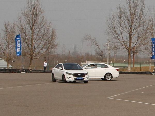 一汽奔腾X40互联SUV 北京站上市试驾会-图3