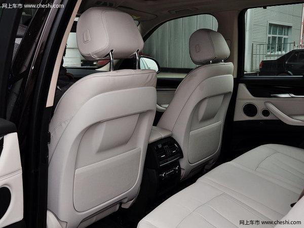 空间方面:2014款宝马X5-14款宝马X5美规版现车 个性配置选择72万