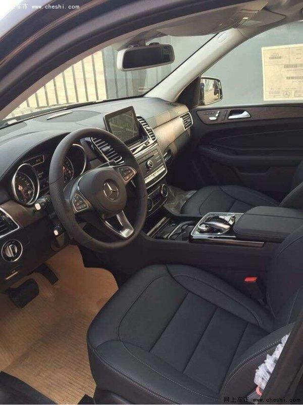 2017款奔驰GLS450配置首次公布 首批预定-图10