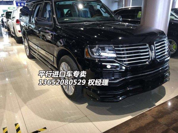 创】近日获悉,2017款林肯领袖一号现车到店,天津现车销售豪华内
